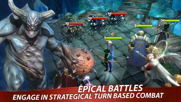 Heroes Forge screenshot-4
