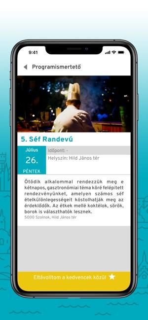 app randevú iPhone