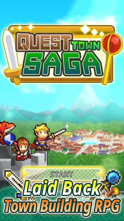 Quest Town Saga screenshot-4