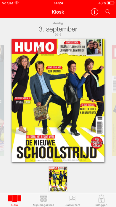 messages.download Humo Magazine software