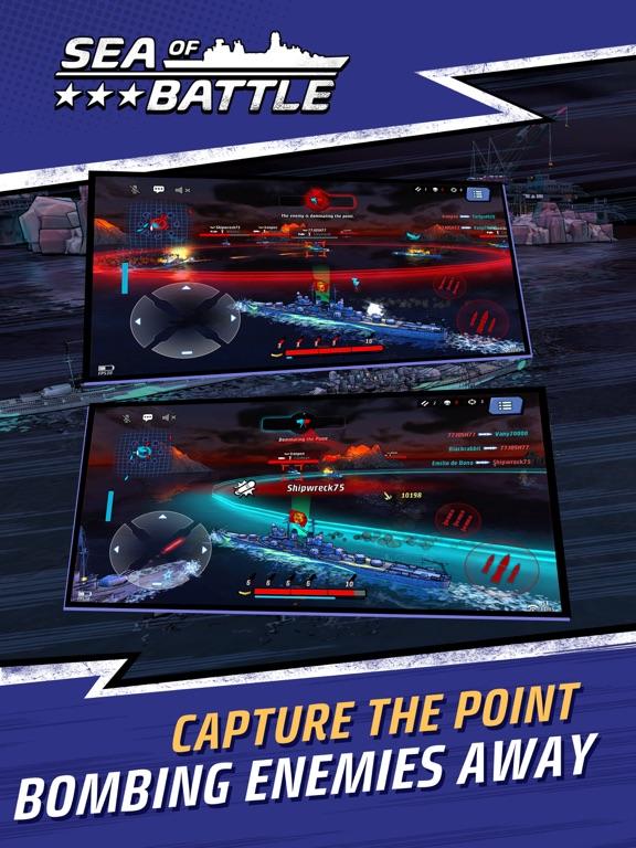 Fleet Battle PvP screenshot 9