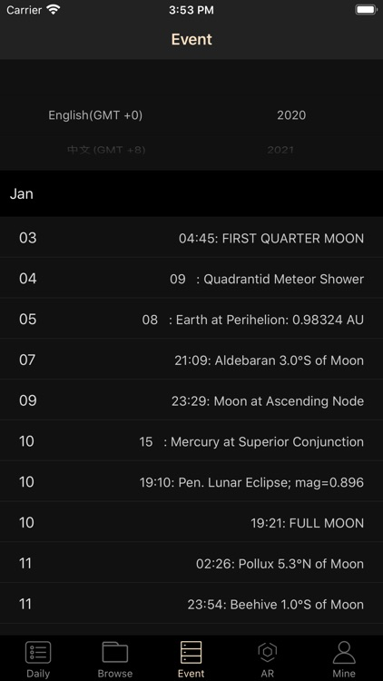Astronomy Observer
