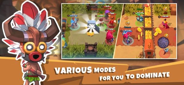 West Legends: 3v3 Team Battle on the App Store