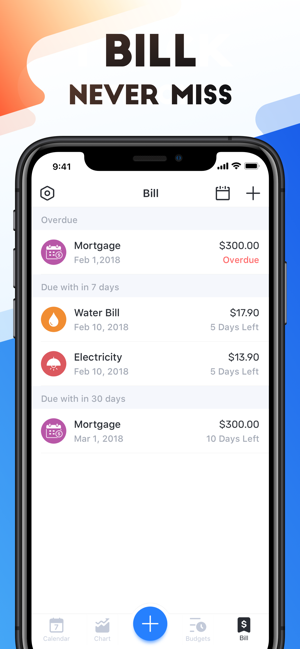 Pocket Expense 6 on the App Store