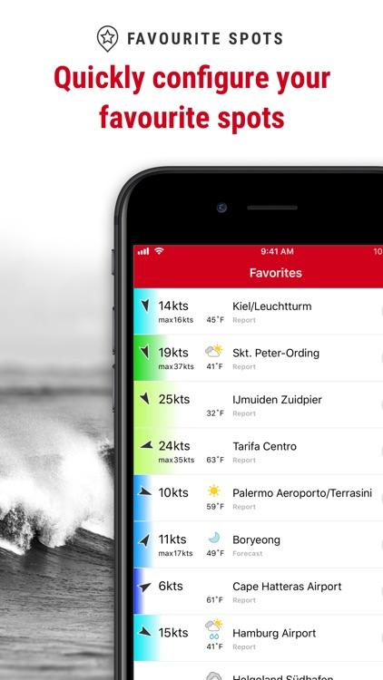 Windfinder - Wind & Weather screenshot-4