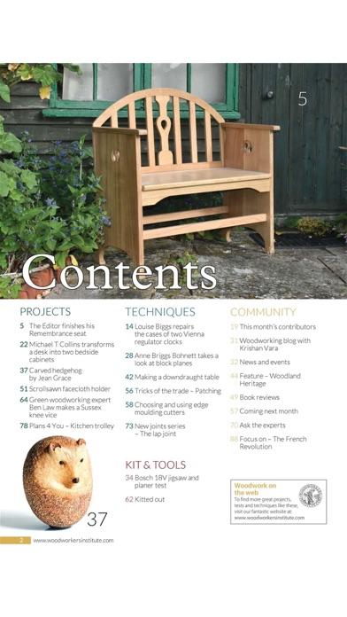 Woodworking Crafts Magazine Iappstop