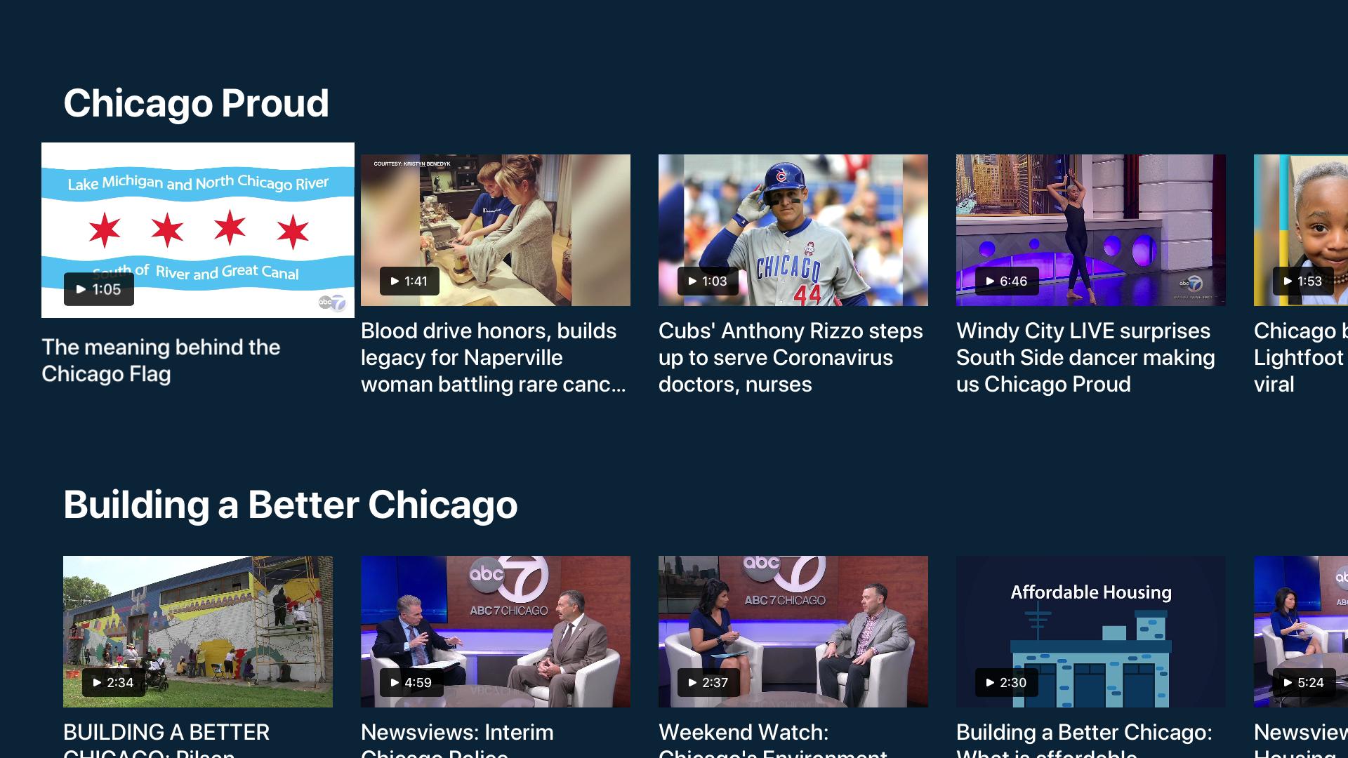 ABC 7 Chicago screenshot 18
