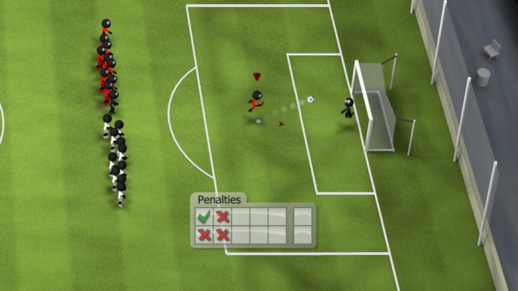 Stickman Soccer 2014 screenshot-3