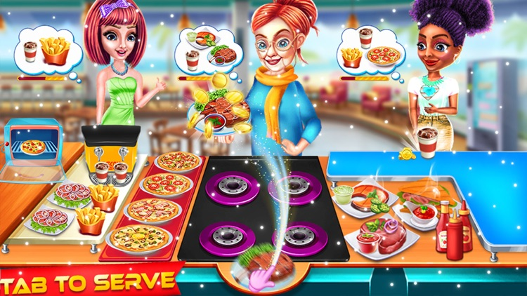 Cooking Lord Chef Cooking Game screenshot-4