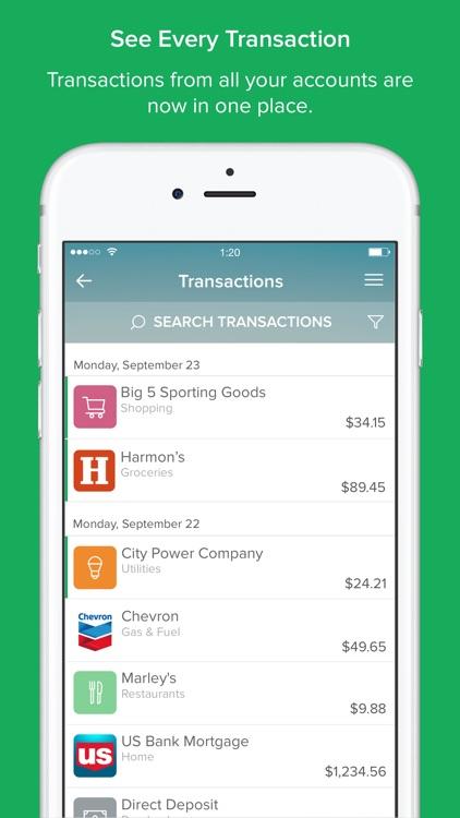 MoneySync by WaFd Bank screenshot-4