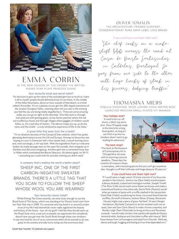 Condé Nast Traveller Magazineのおすすめ画像9