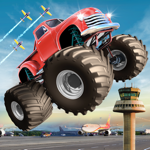 Monster Truck XT Airport Derby Hack Online Generator  img