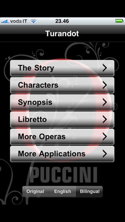 Opera: Turandot