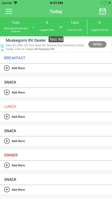 Calorie Calculator - EatRytte screenshot 3