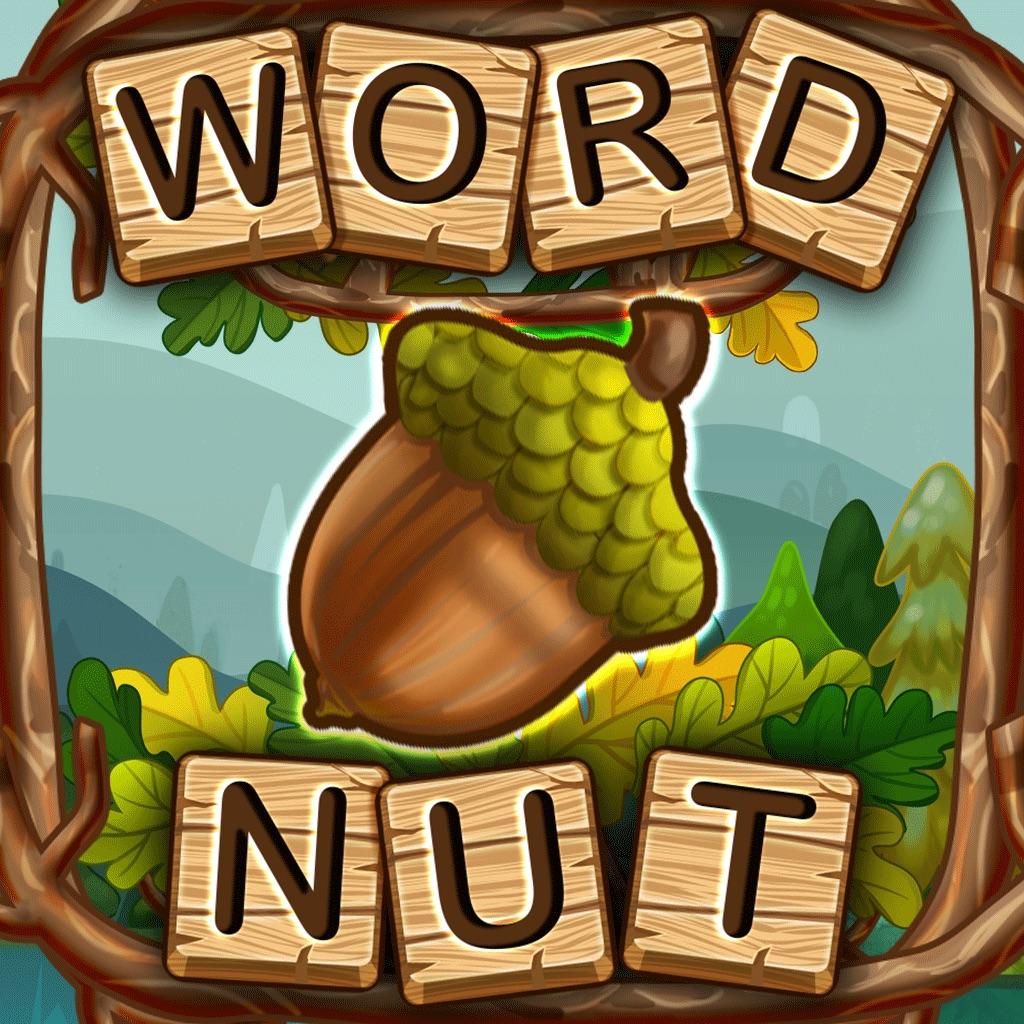 Word Nut: Crossword Word Games