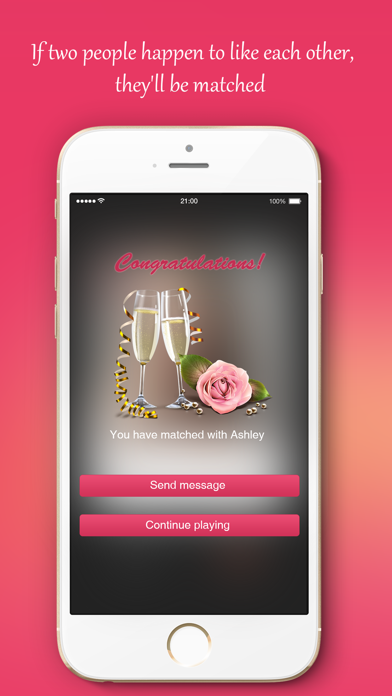 Cougar Dating-App iphone