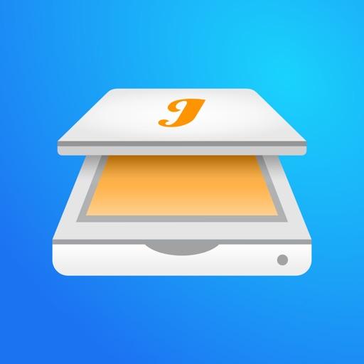 JotNotスキャナアプリ