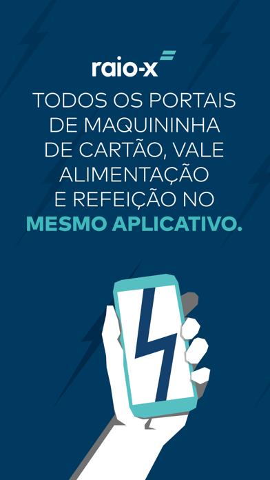 Raio-X   Controle de Vendas screenshot one