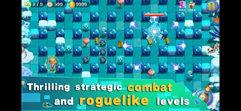 Pocket Bomber Blast Heroes Cheat Codes