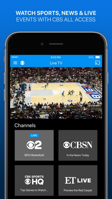 download CBS - Full Episodes & Live TV apps 1