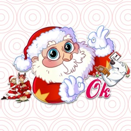 Christmas Is Coming Stickers