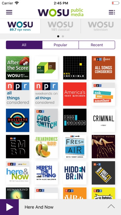 WOSU Public Media App screenshot-4