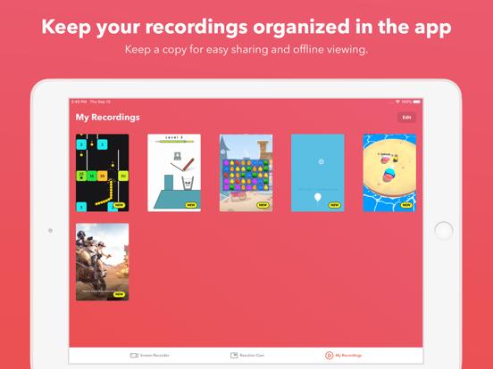 Record it! :: Screen Recorder screenshot