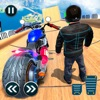 メガランプバイクスタントゲーム20