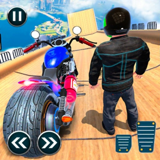 Mega Ramp Bike Stunts Games 20