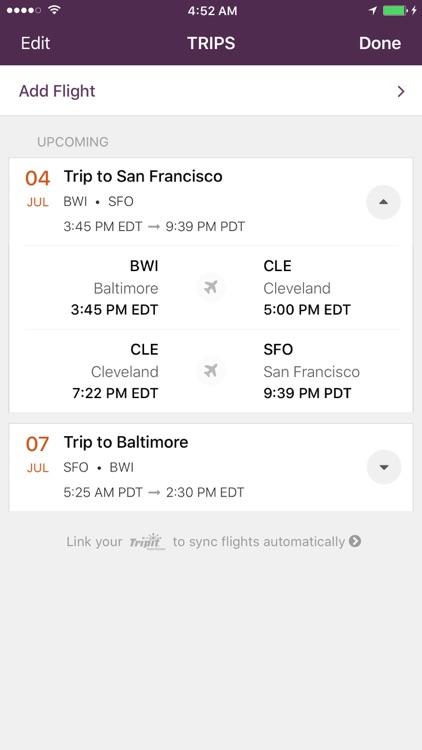 Airport Sherpa screenshot-4