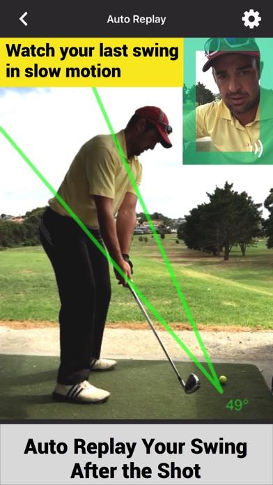 Swing Profile Golf Analyzer screenshot two