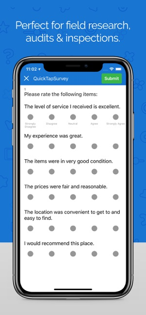 QuickTap Survey & Form Builder on the App Store