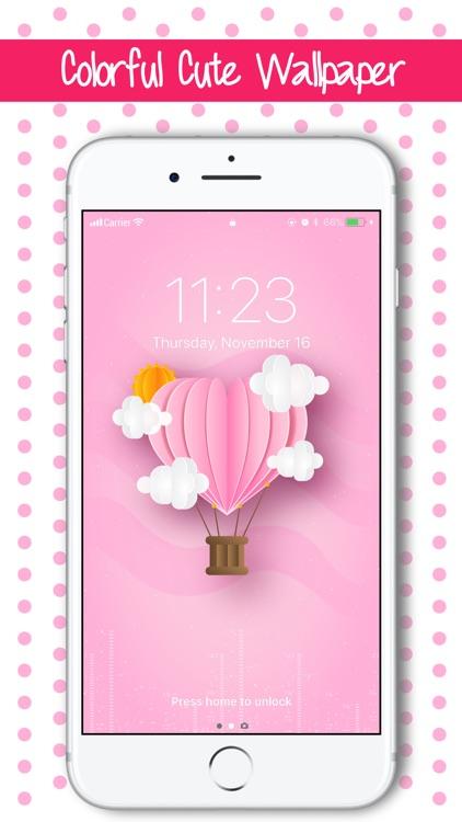 Cute Wallpapers for Girls : HD screenshot-4