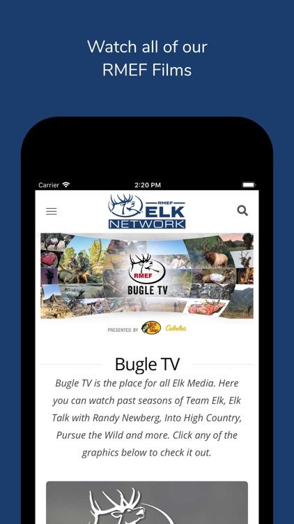 RMEF Elk Network