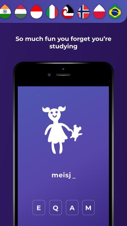 Drops: Fun Language Learning screenshot-7