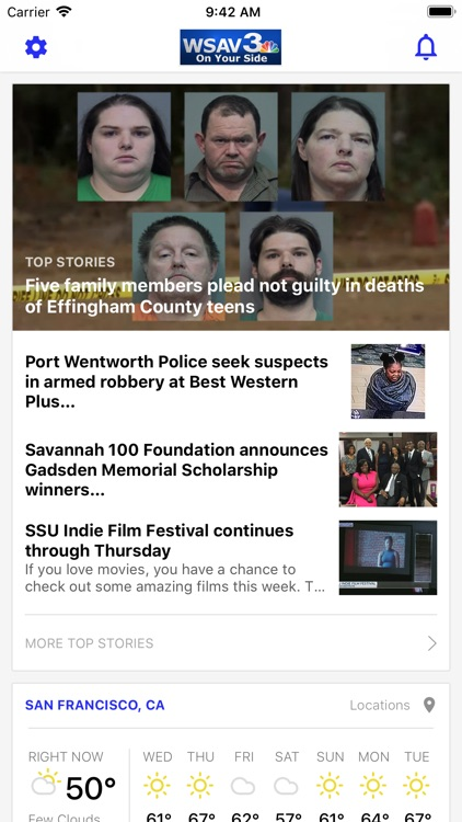 WSAV News - Savannah, GA
