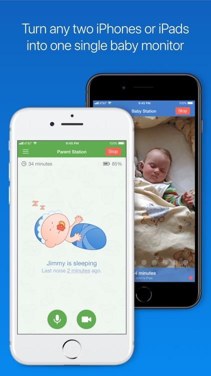 Baby Monitor 3G screenshot-0