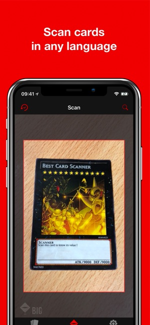 Bigar Ygo Card Scanner On The App Store