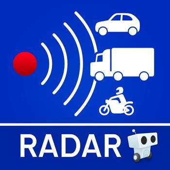 Radarbot: Snelheidscamera's