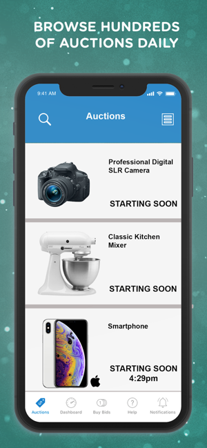 Dealdash Bid Save Auctions On The App Store