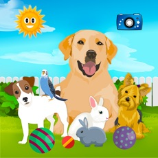 Activities of My Pets: Cat & Dog For Kids