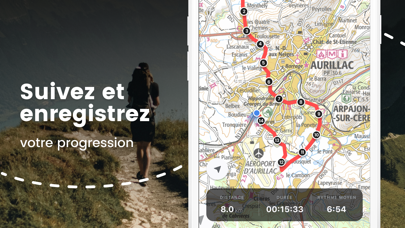 OutDoors GPS France - IGN Maps screenshot three