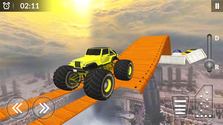 Monster Truck Racing Game screenshot-3