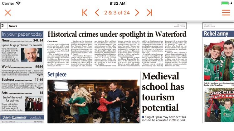 Irish Examiner ePaper screenshot-5