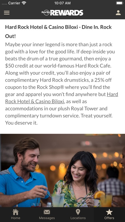Hard Rock Rewards screenshot-5