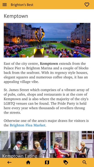 Brighton's Best Travel Guide screenshot 6