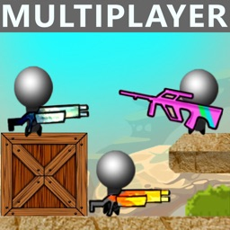 Stickman Multiplayer Shooter