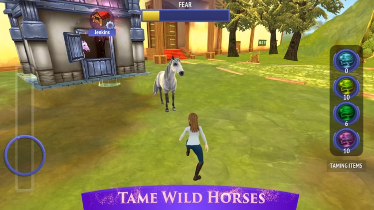 Horse Riding Tales: Wild Pony screenshot-4