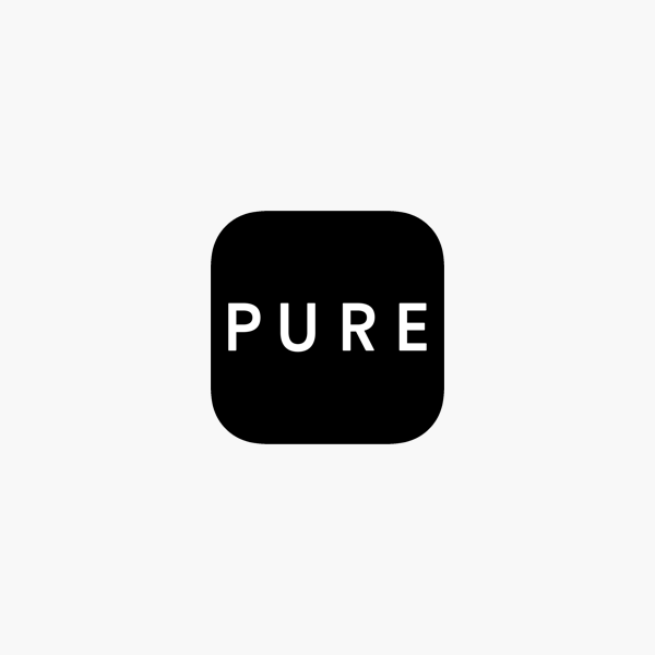 Pure, the hook up app on the App Store