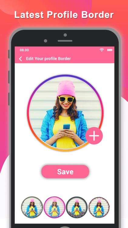 Profile Picture Border screenshot-0